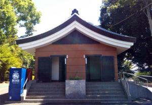 健軍神社トイレ